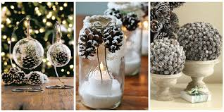 Pine Cone Christmas Decorations 21 Holiday Pine Cone Crafts Ideas For Pinecone Christmas Decorations