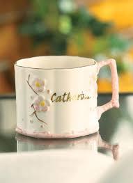 belleek personalized baby mug