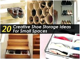 diy storage ideas for small rooms storage ideas for small bedrooms inside creative shoe storage ideas