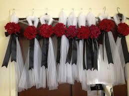 Tulle Fabric Wedding Decorations Tulle Decorations For The Wedding Windowsofmemoriescom