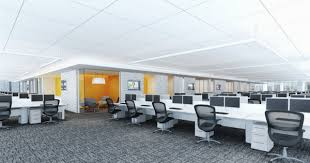Executive Office Layout Design New Is This The Future Of Open Office Space