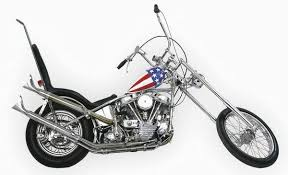 harley davidson easy rider captain america chopper