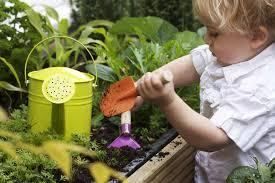 Great Gardening Tools for Children Under 5 - Kids Do Gardening