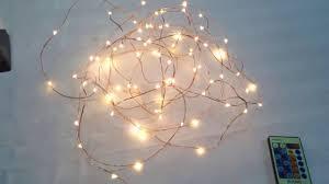 innoo tech led starry string lights review innoolight