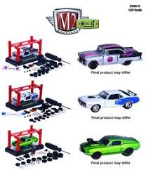 new model car kit releasesM2 Machines Walmart Auto Lift 32 Ford Roadster Chip Foose P32 1932