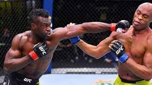 Uriah Hall at UFC Fight Night ...