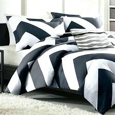 grey and white chevron twin comforter black awesome bedding