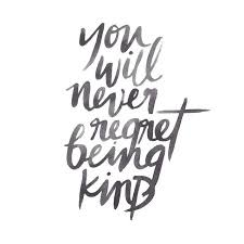 Be Nice Quotes Gorgeous Kindness Comes From The Kindhearted Spiritual Recovery