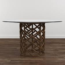 48 glass table w bali