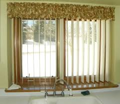 vertical blinds with valance ideas. Unique With Valance Over Vertical Blinds Throughout With Ideas P