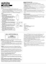 kab enterprise tr remote control user manual rc rev