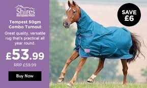 shires tempest original combo turnout turnout rugs at robinsons