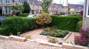 Small Picture Garden Design Terrific Front Garden Designs With Parking front