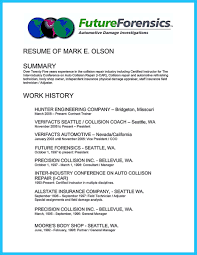 Download Automotive Sales Manager Sample Resume Car Mechanic