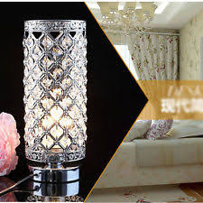 Modern Crystal Table Lamp Bedroom Lights Bedside Lamp Creative Table Lamp HC