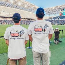 Vineyard Vines Announced As The Official Style Of The