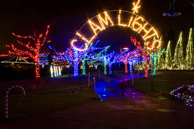 Christmas Light Displays Washington State 10 Best Christmas Light Displays In Washington 2016