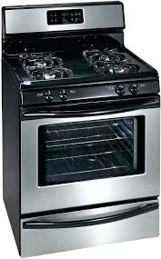 fresh gas range manual gallery frigidaire professional series oven double wall