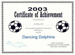 Soccer Certificate Templates For Word 15certificates Templates Word Images Of Soccer Certificate Fresh