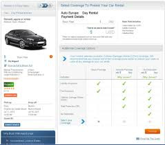 Cheapest Car Hire Europe One Way