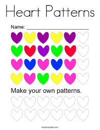 heart design coloring pages. Contemporary Coloring Heart Patterns Coloring Page Intended Design Pages I