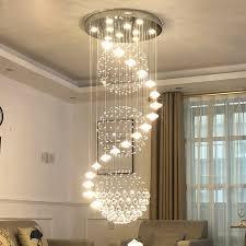 Details Zu Neu Modern Led Kristall Kronleuchter Deckenlampen Hängelampe Lüster Leuchte Lamp