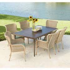 Lemon Grove Patio Furniture Outdoors The Home Depot