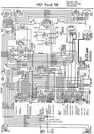 ford wiring schematics ford image wiring diagram 1957 ford wiring schematics 1957 wiring diagrams on ford wiring schematics