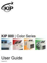 Xerox recommends the use of this driver with the xerox print experience application. Kip 800 User Manual Pdf Download Manualslib