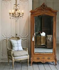 antique furniture armoire. french armoire replace the doors with a mirror great idea antique furniture
