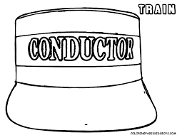 Find the perfect train conductor stock illustrations from getty images. Steel Wheels Train Coloring Sheet Yescoloring Free Trains Polar Express Party Train Coloring Pages Polar Express Train