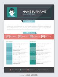 Cv Graphic Designer Graphic Design Resume Sample Guide