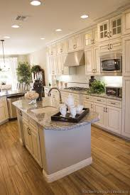 kitchen design off white cabinets.  Design 02  More Pictures  Traditional Antique White Kitchen With Design Off Cabinets O