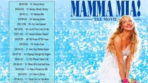 Mamma Mia Soundtrack ♡♡ Mamma Mia Soundtrack Playlist ♡♡ Mamma Mia Album  Soundtrack Playlist 2020 - YouTube