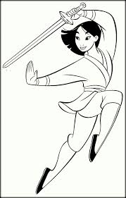 Small Picture walt disney coloring pages fa mulan characters Color Zini