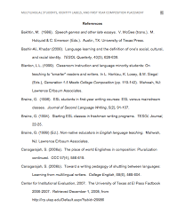 Collection Of Solutions Apa Format References Page Example Unique