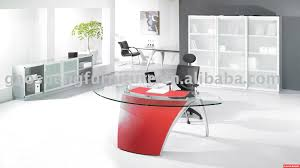 contemporary glass office. Wonderful Glass Office Furniture At Top Table Chic Home Contemporary Contemporary Glass Office S