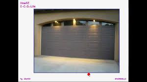garage door lightsGarage Accent Lights  YouTube