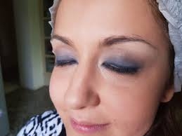great tutorial make uo smokey eyes with smokey eyes blu