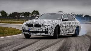 2018 BMW M5 gets selectable all-wheel drive and 600 horsepower ...