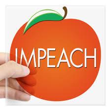 CafePress Impeach Trump Sticker Square ...