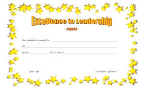 Student Of The Month Certificate Templates Award Certificate Free Templates For Students Printable