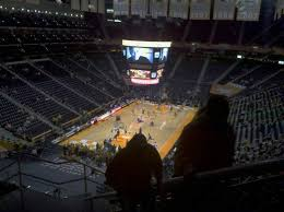 Thompson Boling Arena Section 327a Row 7 Seat 1