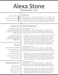Letter For References Resume Cover Letter Reference Page Resume References When And How