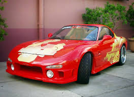 1993 mazda rx7 fast and furious. the 1993 mazda rx7 fd3s from movie 2 fast furious japanesecars 2fast2furious moviecar mo carspotmic rx7 and