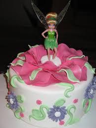 Tinkerbell Birthday Cake Tinkerbell Cakes Decoration Ideas Little