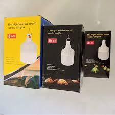 Bóng đèn led tích điện 40W - Đèn sạc tích điện USB không cần dây điện - Bóng  đèn Hãng No brand