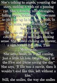 images about quotes on pinterest   titanic quotes  andy    daughtry   waiting for superman lyrics