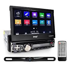 headunit truck rv electronics the pyle bluetooth head unit receiver backup camera kit combines driver safety and multimedia entertainment into one convenient package