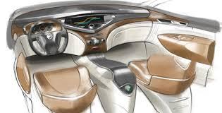 car interior sketch. Beautiful Car To Car Interior Sketch C